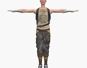 3D asset Ukrainian Patriot