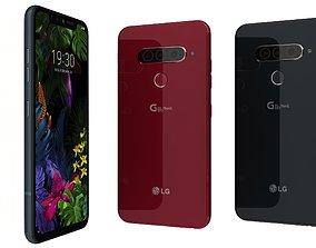 LG G8s ThinQ All Colors 3D model