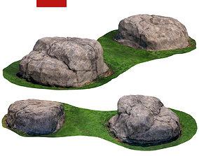 139 Stone 3D asset