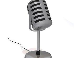 3D Microphone Retro