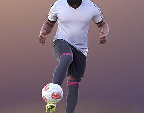 Gabriel 10372 - Soccer Man 3D asset