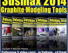 3ds max 2014 Graphite Modeling Tools modellazione