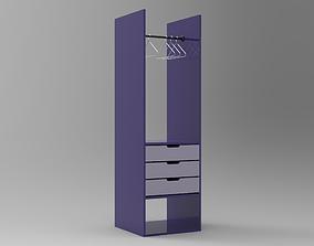 3D print model Wardrobe 10
