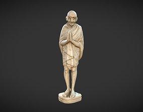 3D asset Ivory Gandhi v3