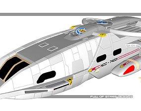 Star Trek - Condor Class early warning 3D printable model