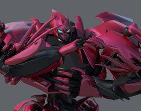 SHINKIRO sci-fi mecha 3D model