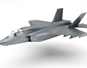 3D Fighter F-35