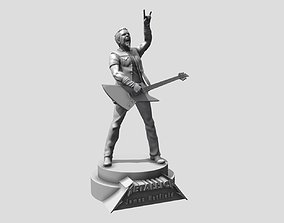 James Hetfield Metallica - 3d printing