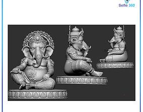 sculpture Ganesha Idol 3D Printable model