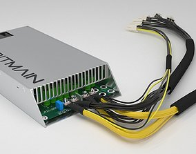 Bitman power supply APW3 3D model