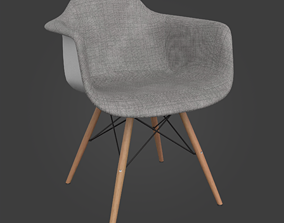 Chair-44 3D model