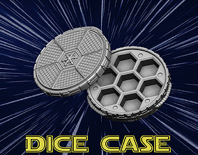 3D printable model Dice Case