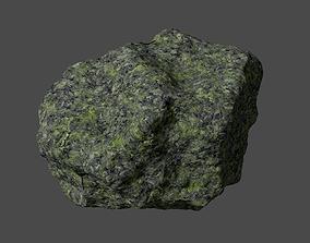 Mossy rock 3D