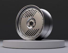 L2P wheel 3D model VR / AR ready