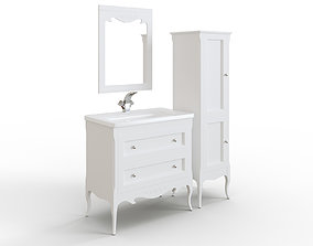 Bathroom custom furniture 3D