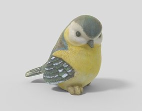 Bird 01 3D