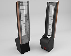 3D Electrostatic Speakers