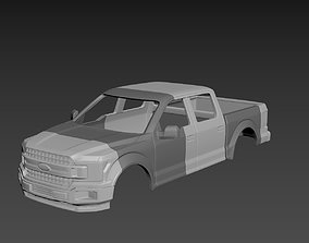 Ford F-150 2020 in 1 10 Scale for print toy