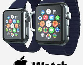 3D model Apple Watch Magnetic Closure v1