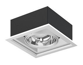 power Ceiling Light 3D Model