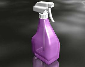 3D model Bottle Spray V 1