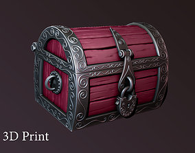magic chest 3D print model