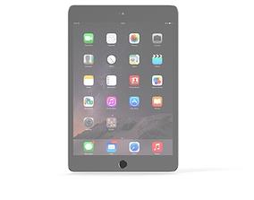 wi-fi Apple iPad Mini 4 - Elelment 3D