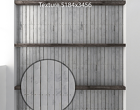 3D asset wooden ceiling 19