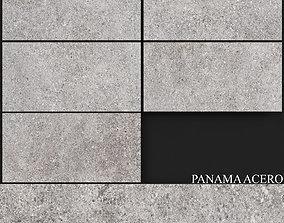 3D Keros Panama Acero 300x600