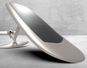Efoil - Electric Hydrofoil Surf 3d model