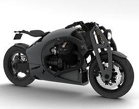 3D model Renard Grand Tourer 2012