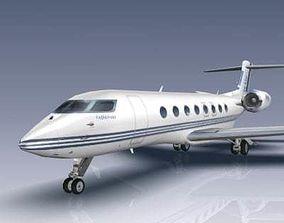 3D asset Gulfstream G650