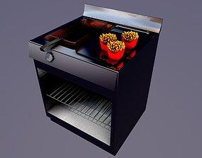 frenchfires unit 3D