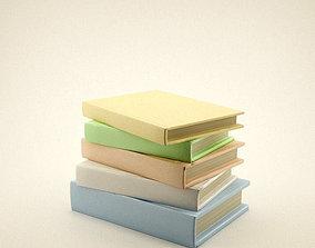 3D model General Books