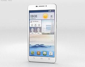 Huawei Ascend G630 White 3D