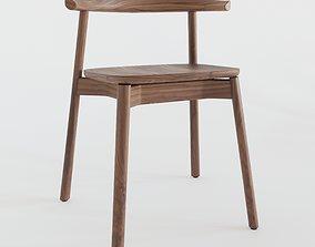 Ando Chair - De la Espada 3D model