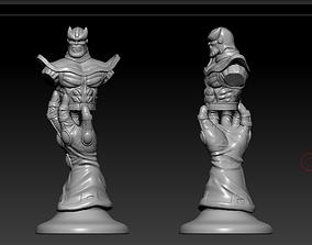 Infinite Gauntlet Thanos Bust 3D print model