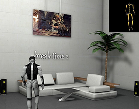 3D break time 2