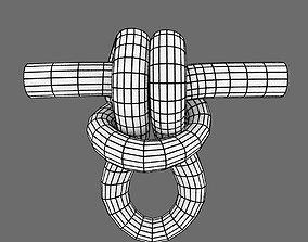 abok 1059 knot 3D asset