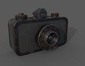 3D asset Camera Obscura