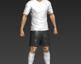 Cristiano Ronaldo 3D print model manchester