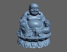 Buddha Sculpture 3D Scan