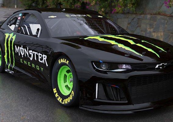 Chevrolet Camaro NASCAR 2018 MONSTER