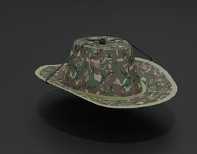 Cowboy Hat 3D asset realtime