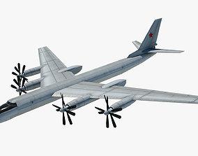 3D asset Tupolev Tu-142