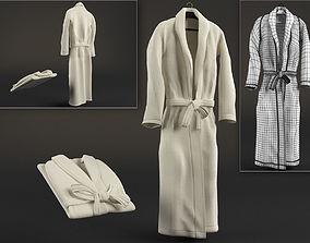 dressing gown 3D model