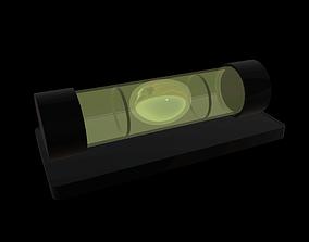 3D asset Stylised Spirit level