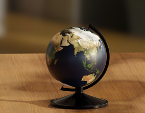 3D Globe geography