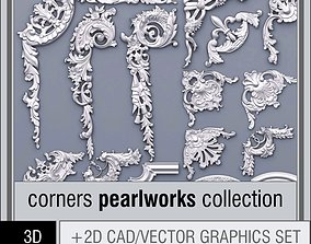 3D model Pearlworks Corners collection