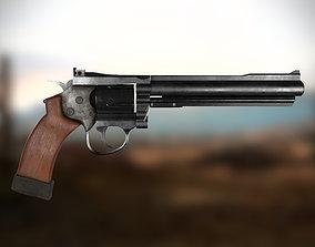 Revolver 3D PBR